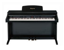TG-8815数码钢琴